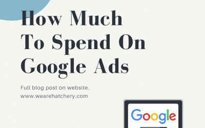 How Much To Spend On Google Ads