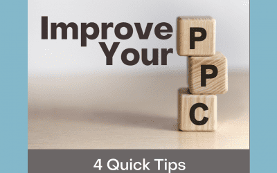 4 Tips to Quickly Improve Your PPC Performance